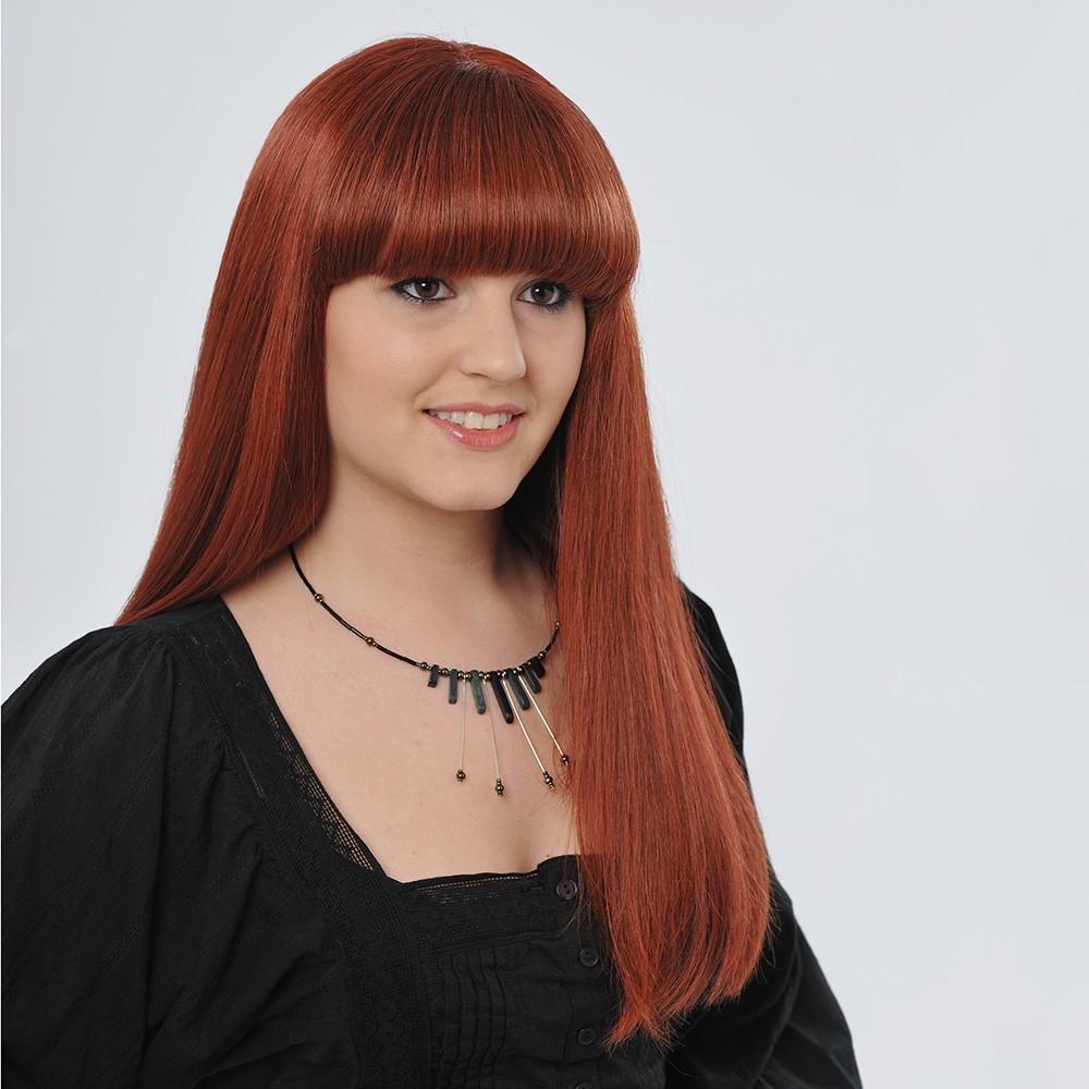 Wig Real Hair 117