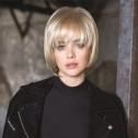 Shannon wig, Creamy Blonde, René of Paris Hi-Fashion