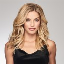 'Alpha Wave 16 inch' hairpiece, Shaded Honey Ginger (RL14/25SS), Raquel Welch