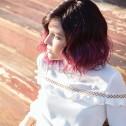 'Evanna Mono' wig, Plumberry Jam LR, Amore René of Paris