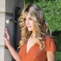 'Luxe TP' hairpiece, Creamy Toffee R, Amore René of Paris