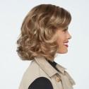 'Brave the Wave' wig, Glazed Strawberry (R29S), Raquel Welch