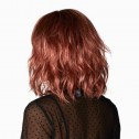 'Coming Up Rosy' wig, Rose Gold Rooted (RG#8), Natural Image