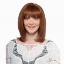 Gem Jet wig, Multi Tone Chestnut Red