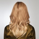 'Gilded 12 inch' hairpiece, Honey Ginger Shadow Shade (SS14/25), Raquel Welch