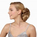 Hot Hair 'Charming Wrap' hairpiece, Butterscotch.