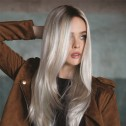 Lennox wig, Pastel Rainbow R, René of Paris Hi-Fashion