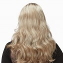 Josephine wig, Creamy Glow Rooted (CRG#10), Natural Image