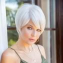 Nima wig, Simply White, Noriko