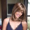 Kenzie wig, Copper Glaze R