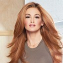 'Scene Stealer' wig, Shaded Iced Pumpkin Spice (RL29/33SS), Raquel Welch