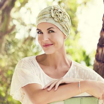 'Lotus Turban', Christine Headwear