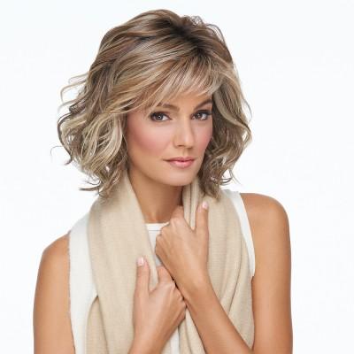 'Editors Pick Elite' wig, Shaded Cappuccino (RL12/22SS), Raquel Welch