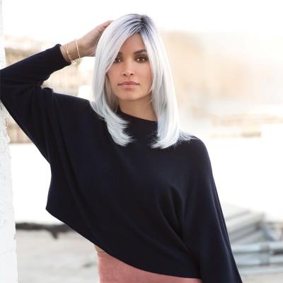 Dakota wig, Pastel Blue R