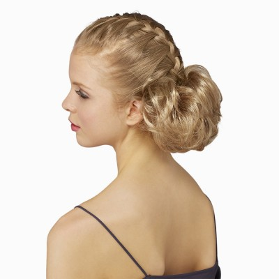 Hot Hair 'Big Waves Wrap', Butterscotch