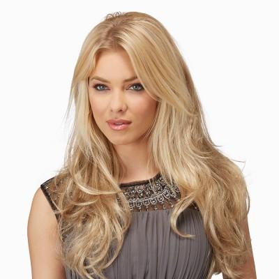 Hot Hair Brianna 3/4 wig, Golden Wheat