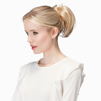 Hot Hair 'Delicate Clip-in', Creamy Twist