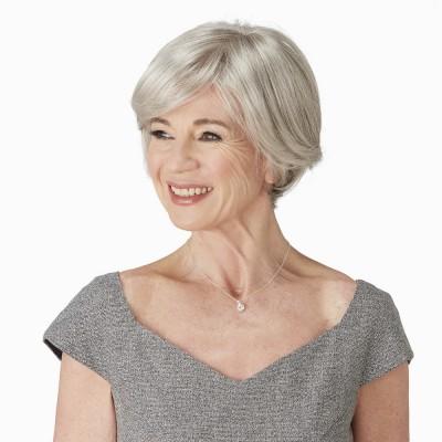Delight wig, Sugared Silver (G56+), Natural Image
