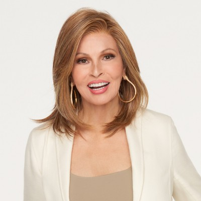 'Pretty Please' wig, Golden Russet (RL29/25), Raquel Welch