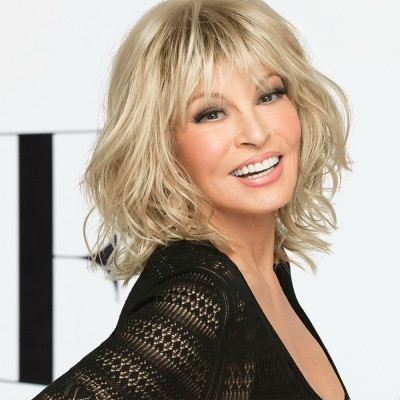 Raquel Welch Stop Traffic wig, Champagne Shadow Shade