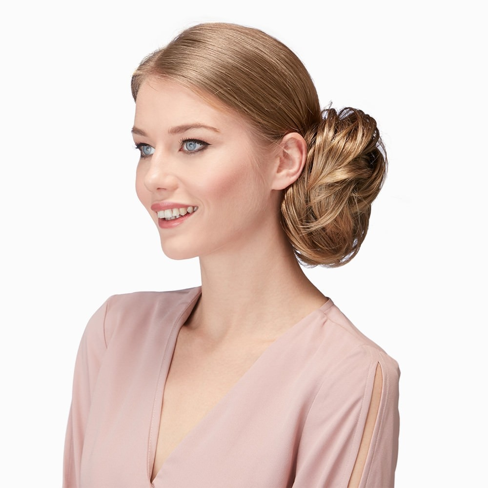 5 Hairbrushes Defying The Undone Hair Trend: Hot Hair 'Undone Chignon'