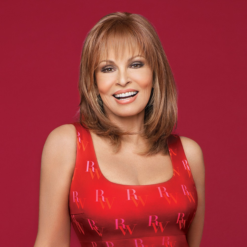 Raquel Welch Top Billing Hairpiece Monofilament Lace